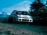 Mitsubishi Lancer Evolution Rally Version 1992 images