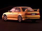 Mitsubishi Lancer GSR Evolution III (CE9A) 1995 pictures