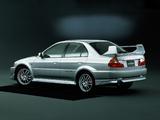 Mitsubishi Lancer GSR Evolution V (CP9A) 1998 wallpapers