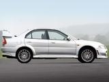 Mitsubishi Lancer GSR Evolution VI UK-spec (CP9A) 1999–2000 images