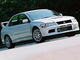 Mitsubishi Lancer Evolution VII FQ-300 2002 images