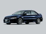 Mitsubishi Lancer Evolution VII GT-A (CT9A) 2002–03 wallpapers