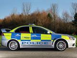 Mitsubishi Lancer Evolution X Police 2008 images