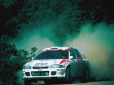 Mitsubishi Lancer Evolution II Rally Version photos