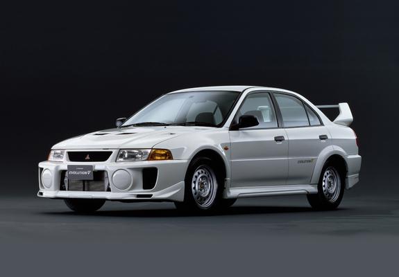 Mitsubishi Lancer Evolution V Wallpapers