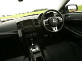 Photos of Mitsubishi Lancer Evolution X Police 2008