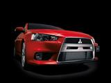 Photos of Mitsubishi Lancer Evolution X 2008
