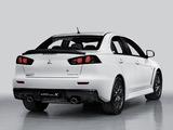 Photos of Mitsubishi Lancer Evolution X Carbon Series 2012