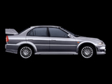 Photos of Mitsubishi Lancer GSR Evolution VI (CP9A) 1999–2000