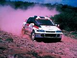 Photos of Mitsubishi Lancer Evolution II Rally Version