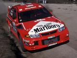 Pictures of Mitsubishi Lancer RS Evolution VI Gr.A WRC 1999