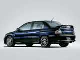 Pictures of Mitsubishi Lancer Evolution VII GT-A (CT9A) 2002–03