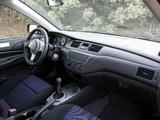 Pictures of Mitsubishi Lancer Evolution VIII RS 2004