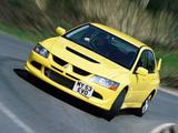 Pictures of Mitsubishi Lancer Evolution VIII FQ-330 2004