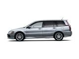 Pictures of Mitsubishi Lancer Evolution IX Wagon 2005