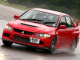 Pictures of Mitsubishi Lancer Evolution IX FQ-360 2006–07