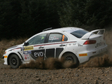 Pictures of Mitsubishi Lancer Evolution X Race Car 2008