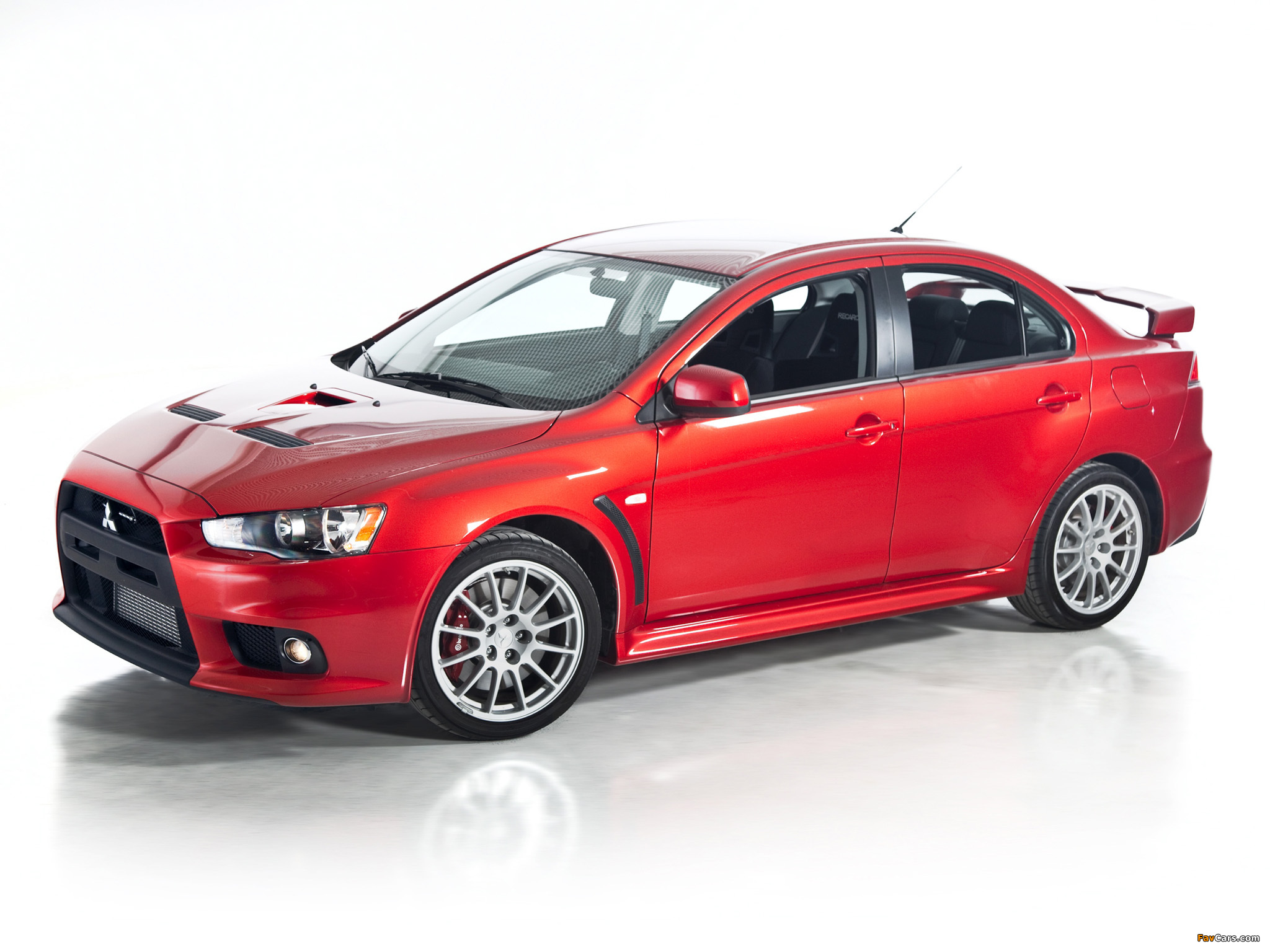 Pictures of Mitsubishi Lancer Evolution GSR US-spec 2008 (2048 x 1536)