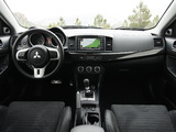Pictures of Mitsubishi Lancer Evolution X EU-spec 2008