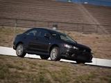 Pictures of Mitsubishi Lancer Evolution SE US-spec 2009–10