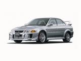 Pictures of Mitsubishi Lancer GSR Evolution V (CP9A) 1998