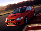 Pictures of Mitsubishi Lancer GSR Evolution VII (CT9A) 2001