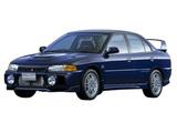 Mitsubishi Lancer GSR Evolution IV (CN9A) 1996–97 wallpapers