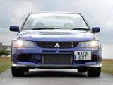 Mitsubishi Lancer Evolution IX FQ-360 2006–07 wallpapers