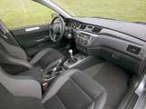 Mitsubishi Lancer Evolution IX MR 2006–07 wallpapers