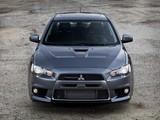 Mitsubishi Lancer Evolution MR US-spec 2008 wallpapers