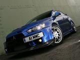 Mitsubishi Lancer Evolution X FQ-400 2009 wallpapers
