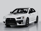 Mitsubishi Lancer Evolution X Carbon Series 2012 wallpapers
