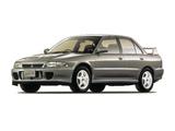 Mitsubishi Lancer GSR Evolution II (CE9A) 1994 wallpapers