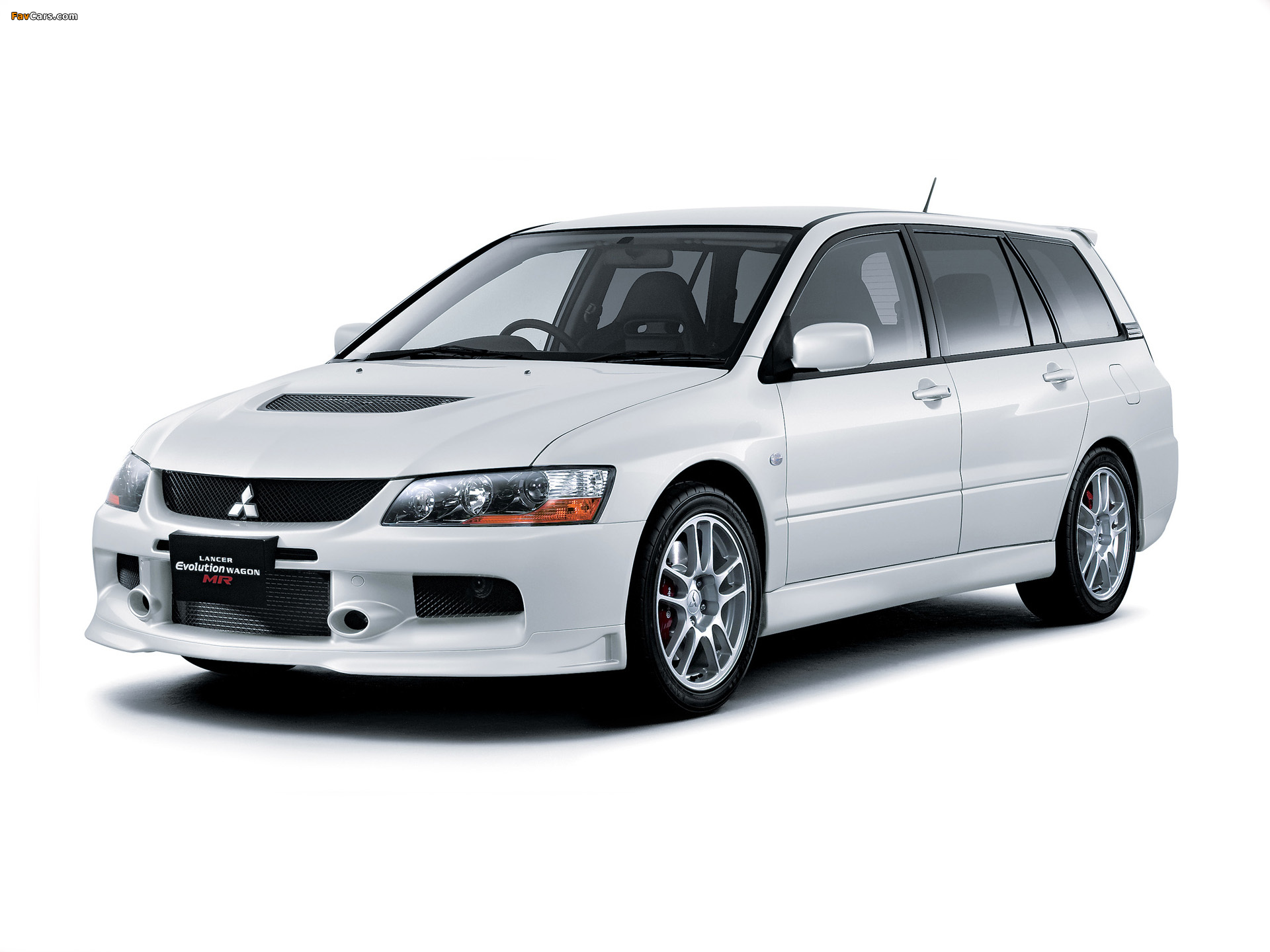 Mitsubishi Lancer Evolution Ix Wagon Mr 2006 Wallpapers