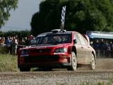 Mitsubishi Lancer WRC05 2005 images