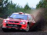 Photos of Mitsubishi Lancer WRC05 2005