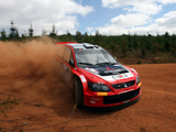 Pictures of Mitsubishi Lancer WRC05 2005