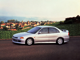 Images of Mitsubishi Lancer JP-spec 1995–97