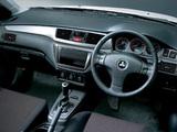Images of Mitsubishi Lancer Sport UK-spec 2005–07