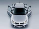 Images of Mitsubishi Lancer 2005–10
