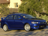 Images of Mitsubishi Lancer GTS US-spec 2007