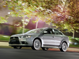 Images of Mitsubishi Lancer GT BR-spec 2011