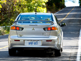 Images of Mitsubishi Lancer SE US-spec 2012