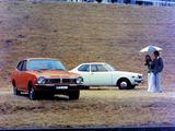 Mitsubishi Lancer Coupe 1973–76 images