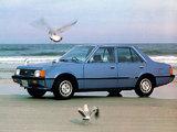 Mitsubishi Lancer 1979–87 photos