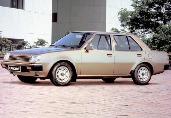 Mitsubishi Lancer Fiore 1982 83 Photos