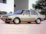 Mitsubishi Lancer Fiore 1982–83 photos