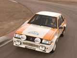 Mitsubishi Lancer 2000 Turbo Rally Version 1982 pictures