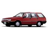 Mitsubishi Lancer Wagon 1985-86 pictures