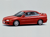 Mitsubishi Lancer GSR JP-spec 1995–97 photos